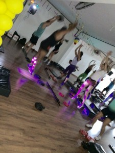 Aula especial CX WORX e Body Pump