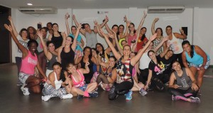 strong by zumba Santa Luiza Noite